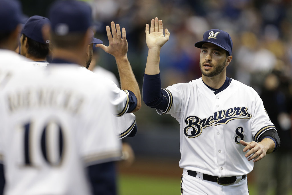 Ryan Braun, Brewers