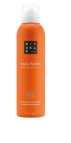 Rituals Happy Buddah Shower Foam
