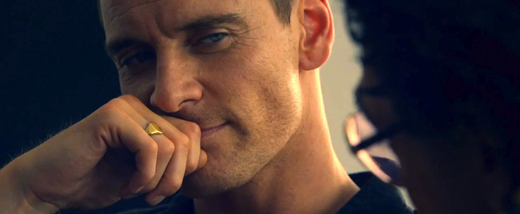 Michael Fassbender's GIF Guide to Seduction