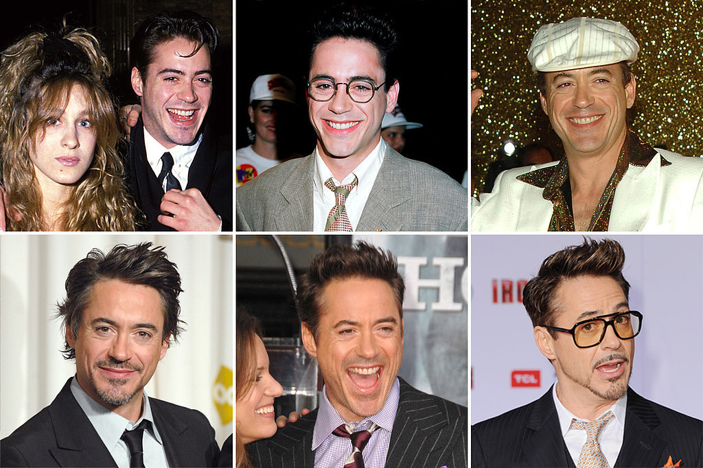 Watch Robert Downey Jr. Defy the Laws of Aging