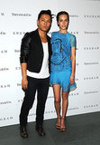 Prabal Gurung and Isabel Lucas