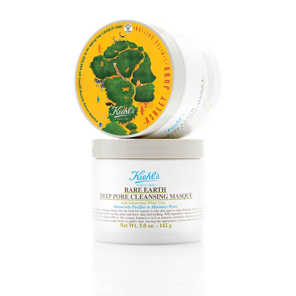 Kiehl's Rare Earth Masque With Ashley Judd