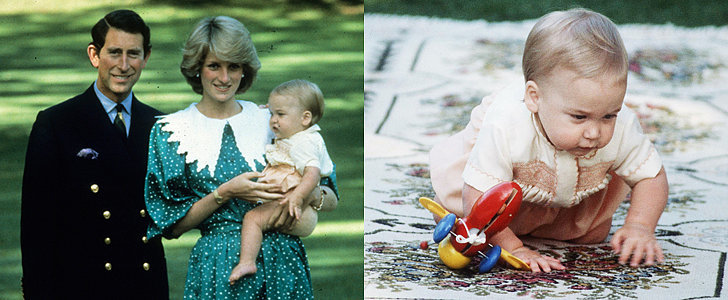 Prince George Photo Ops We're Hoping For — Inspired by Baby William!