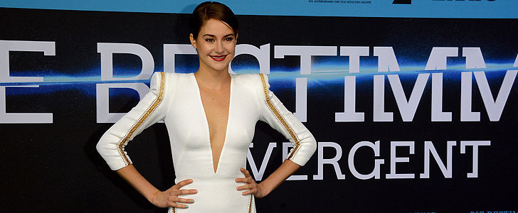You Might Be Shocked by Shailene Woodley's Footwear Choice