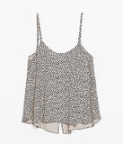 Zara Heart Print Tank Top