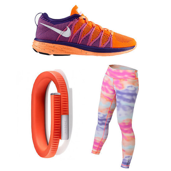 April Workout Wear and April Fitness Products