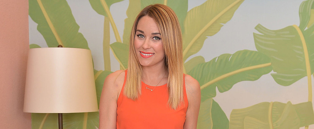 Speed Read: Lauren Conrad Didn't Really Dye Her Hair Purple