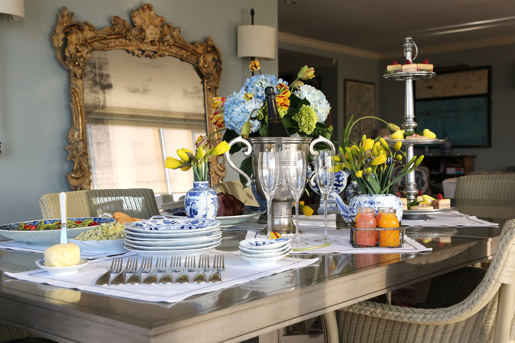 The Tablescape: Refined but Casual