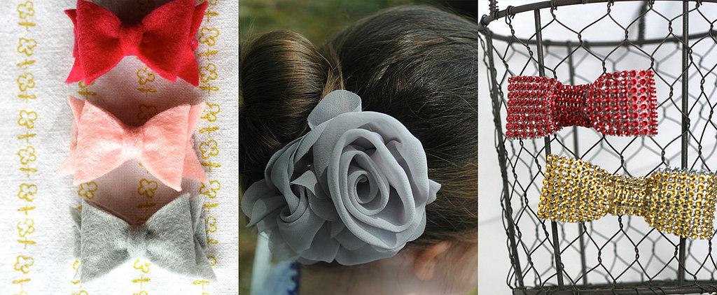11 DIY Hair Accessories Your Little Girl Will Love