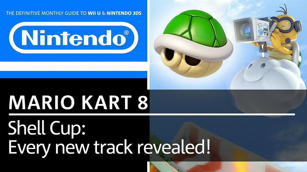 Mario Kart 8 — All the Tracks!