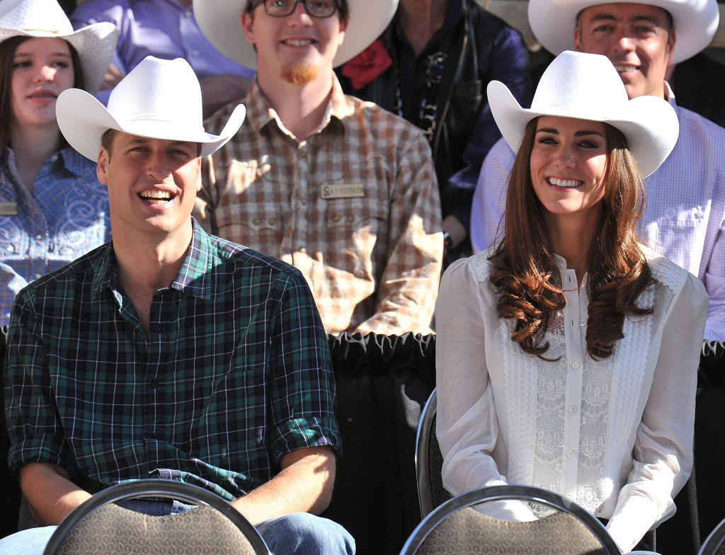 And Country Gear Makes Royals Even Cuter