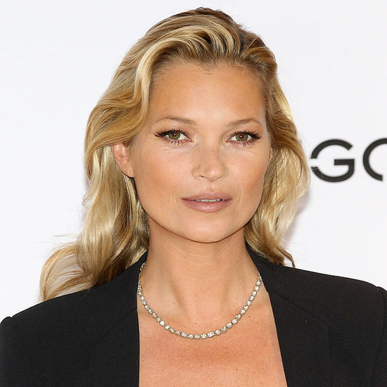 See Kate Moss' Latest Vogue UK Cover