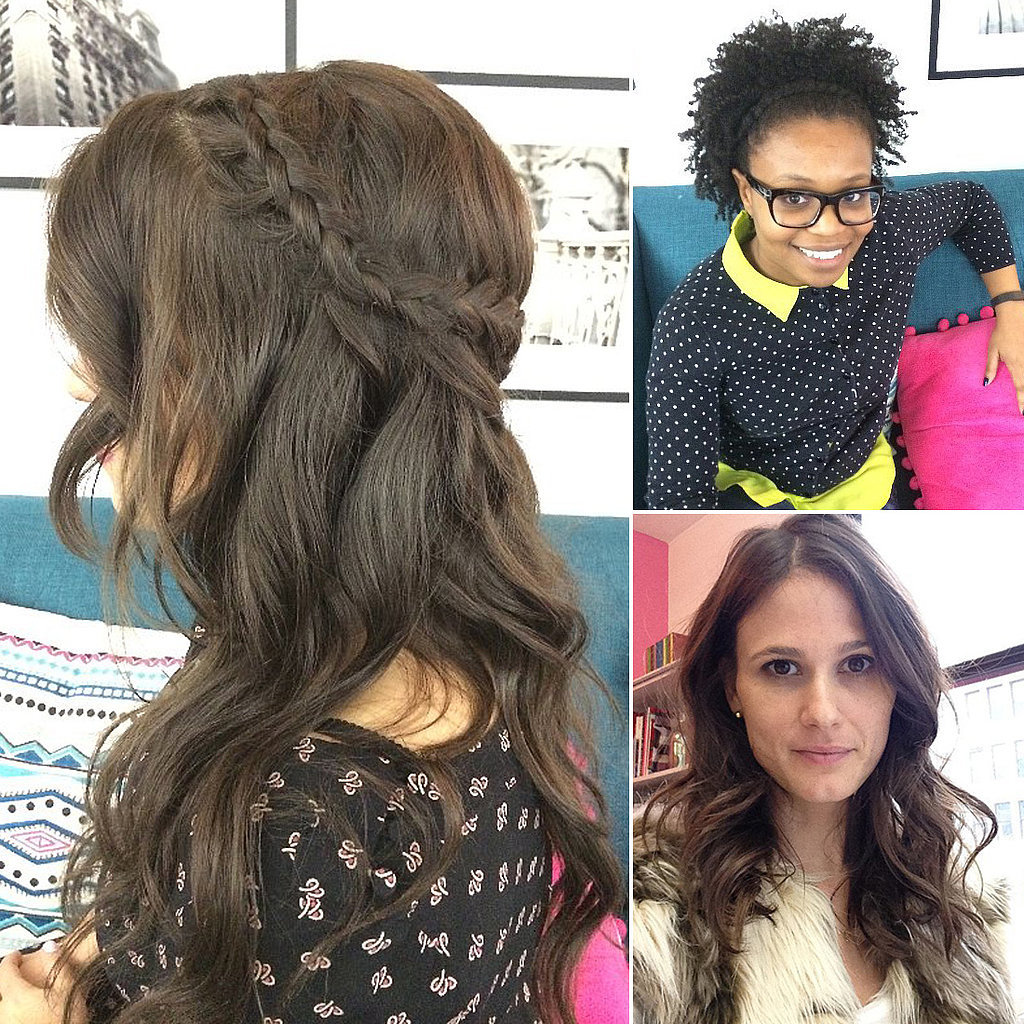 Saturday Style: Braids and Curls Inspiration From Our Editors