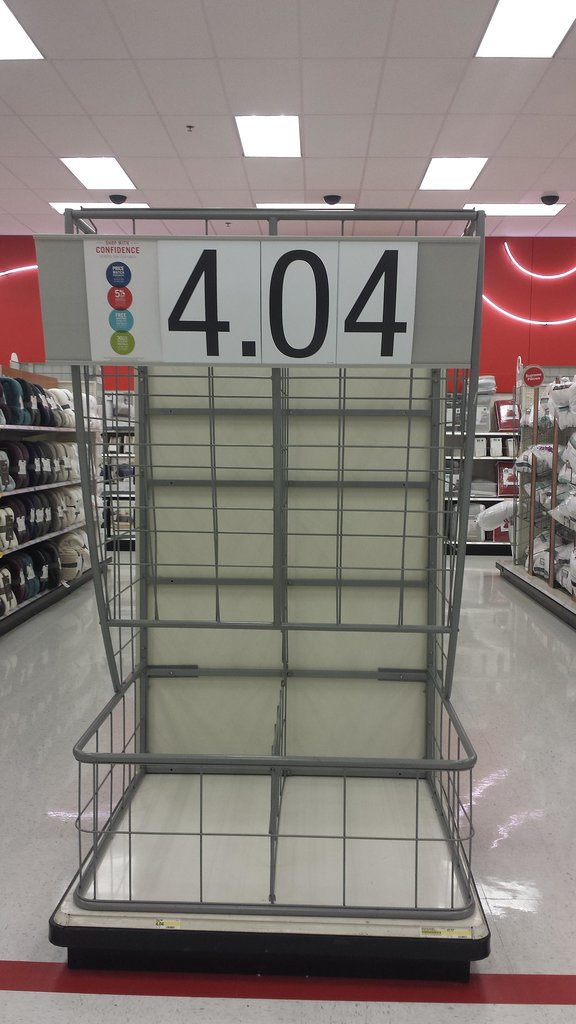 """There is a clever Target employee in my town."" Source: Reddit user tpr68 via Imgur"