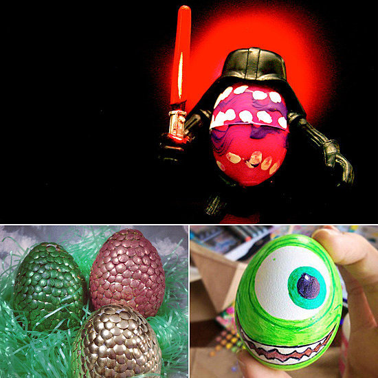 Geeky Easter Eggs You Won't Want to Hide Anywhere