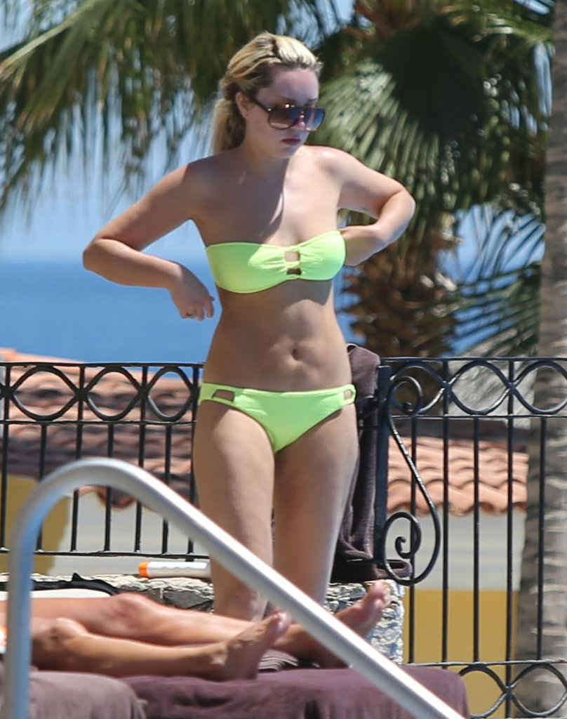 Hello, Amanda! The Actress Unleashes Her Bikini Body in Mexico