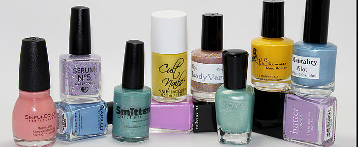 The New Way to Wear Pastel Nail Polishes For Spring