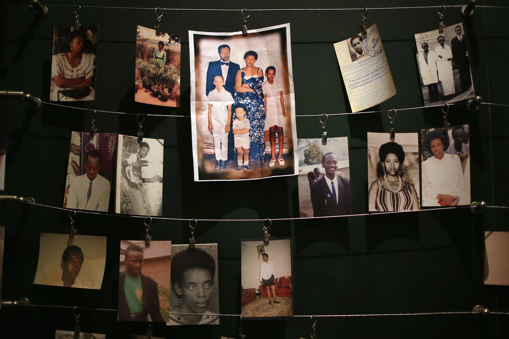 Powerful Images Out of Rwanda on the 20th Anniversary of the Genocide