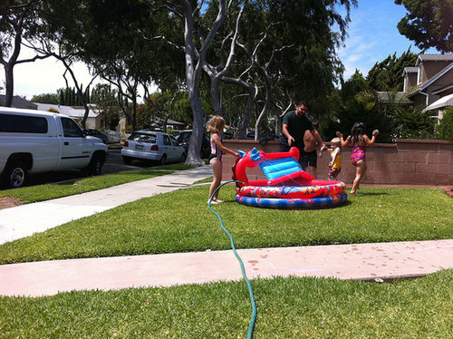 Bring a Blow-Up Pool