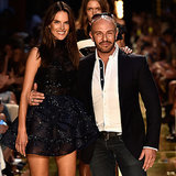 Runway Rewind: Alex Perry and Alessandra Ambrosio's Fashion Week Moment
