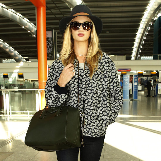 The Best Travel Fashion From Celebrities at Airports