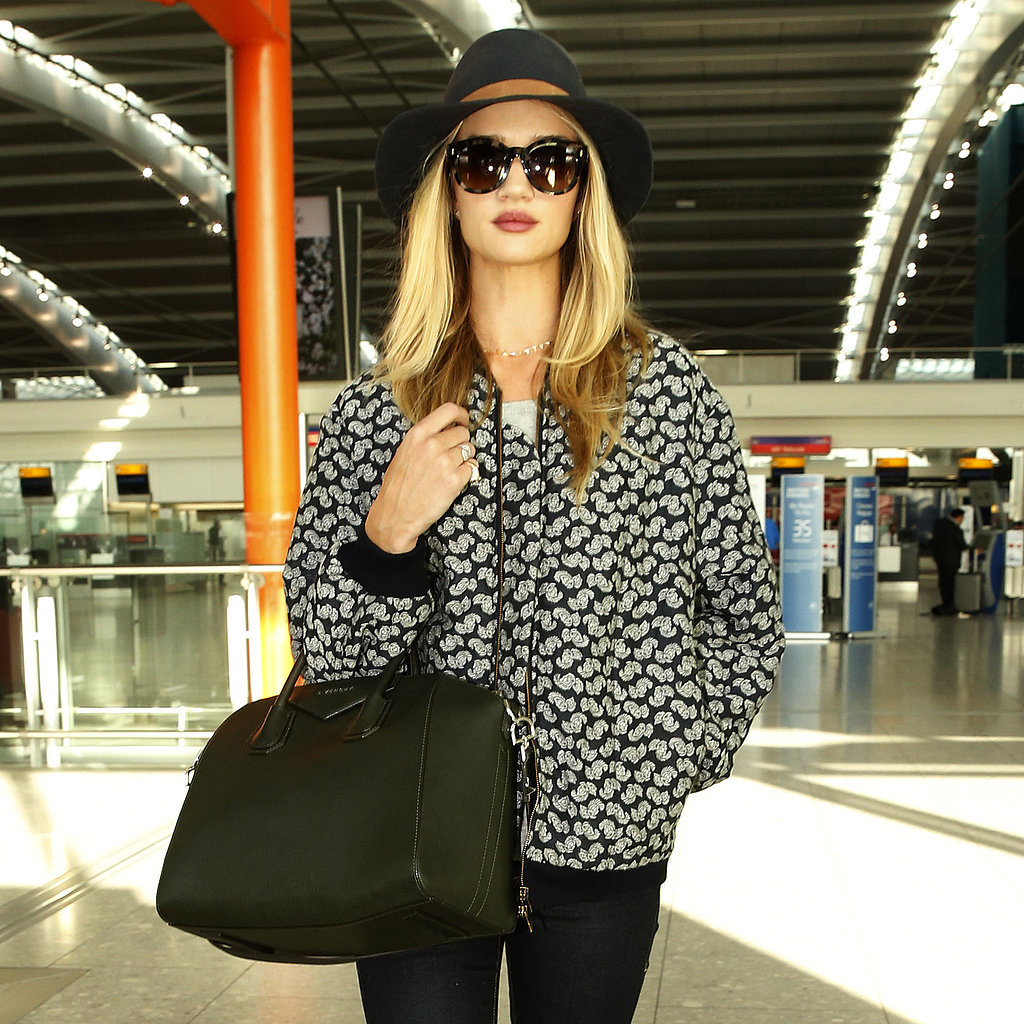 Airport Chic: These Celebrities Know How to Travel in Style