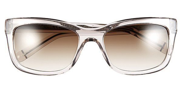Bobbi Brown The Holland Clear-Frame Sunglasses