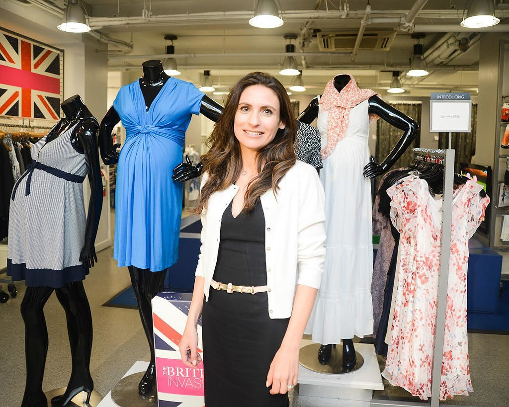 Meet Kate Middleton's Most-Loved Maternity Designer