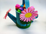 Felted Watering Can
