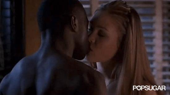 Julia Stiles and Sean Patrick Thomas, 2001