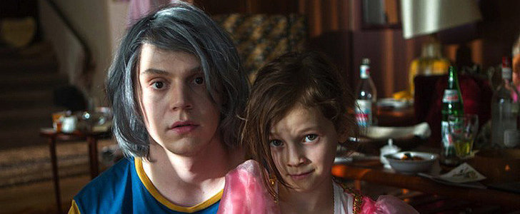 Finally! A Real Look at Evan Peters as Quicksilver