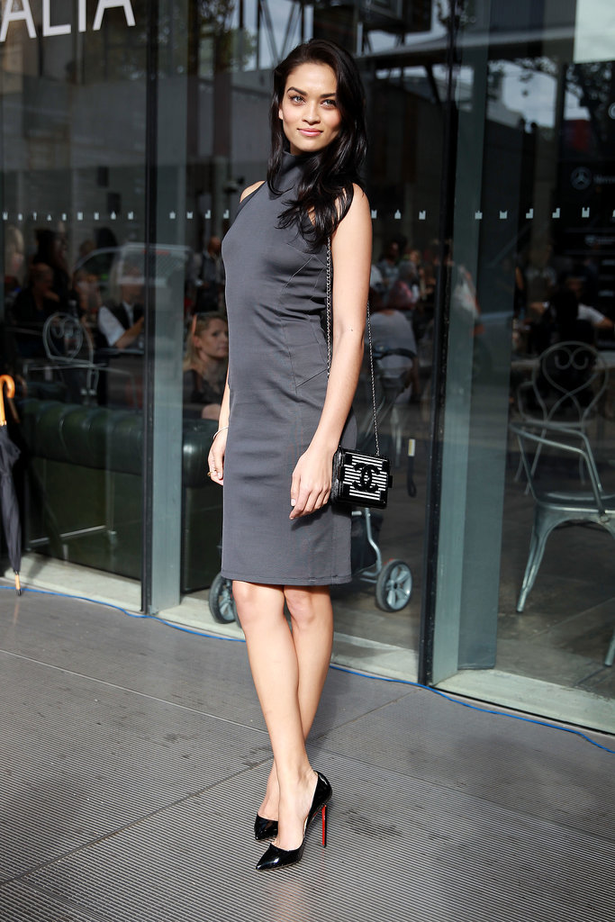 Shanina Shaik at MBFWA Day Three