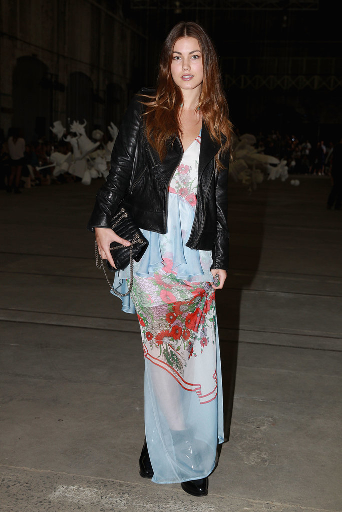 Charlotte Best at MBFWA Day Five