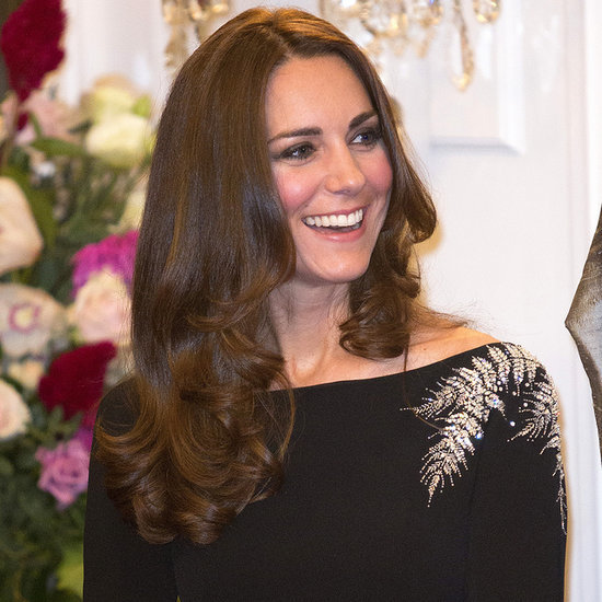 Kate Middleton, Prince William at State Dinner New Zealand