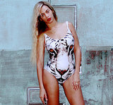 Fierce like B? Opt for a fierce one-piece, too.  Source: Tumblr user Beyoncé Knowles