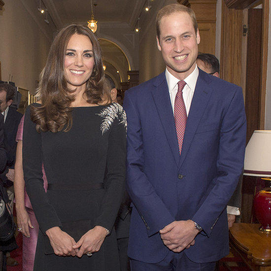 Kate Middleton Prince William Cutest Moments On Royal Tour