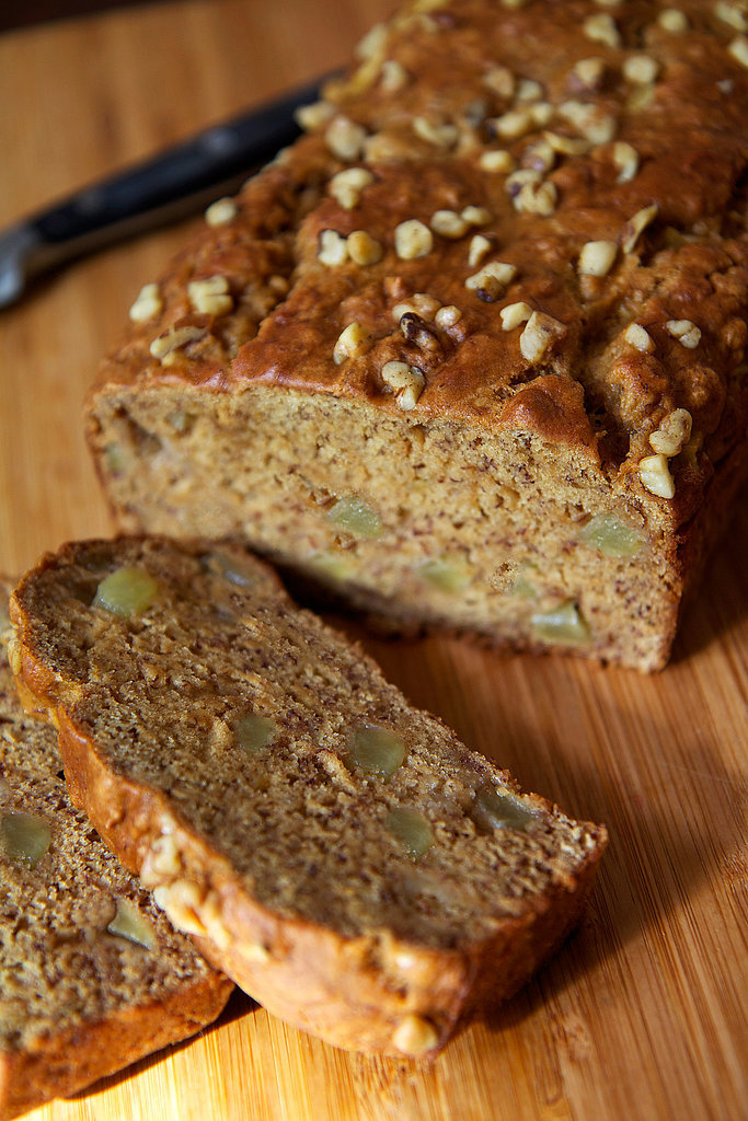 Apple Chunk Banana Bread
