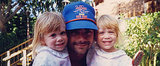 This Picture of John Stamos and the Olsen Twins Will Melt Your Heart