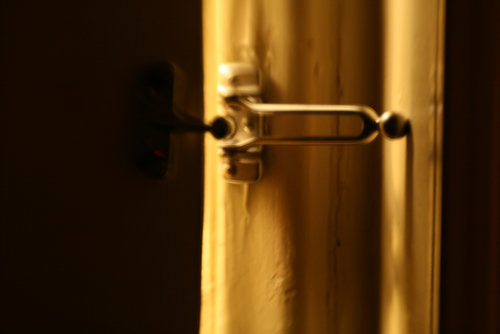 Latch the Door