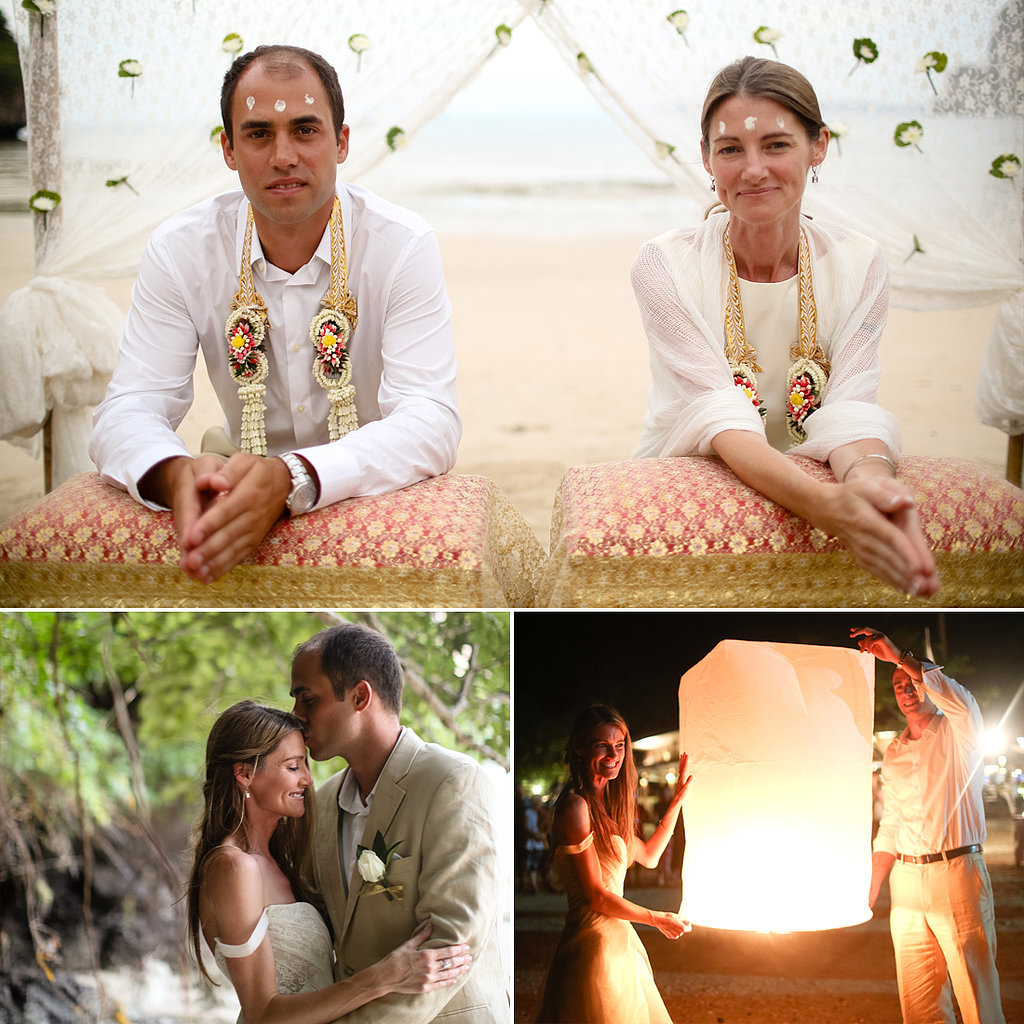 Take a Trip to Thailand With This Buddhist Beach Wedding