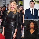 Weddings aren't for everyone. Many famous women — including Cameron Diaz, Eva Mendes, and Oprah Winfrey — have spoken out about their decision to remain single, as have a handful of male celebrities like George Clooney and Jon Hamm. Check out the 16 stars who have no desire to wed.