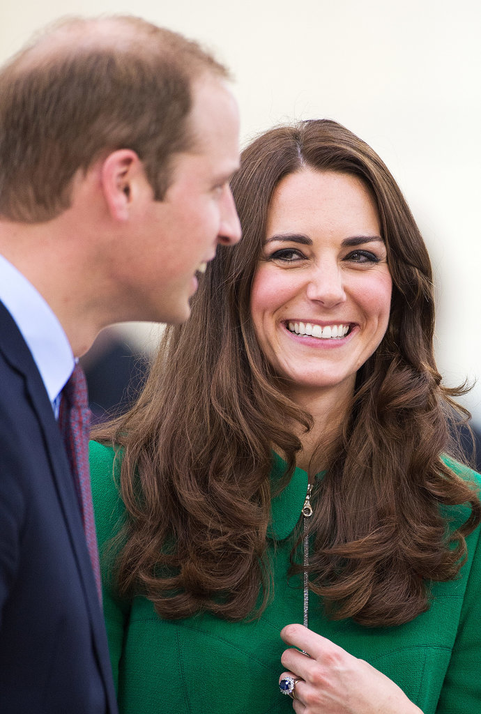 The Royals Share the Look of Love After Solo O