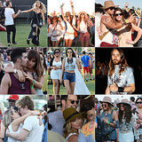 Celebrities At 2014 Coachella Music Festival