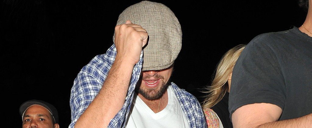 Leonardo DiCaprio Lets Loose Dancing at Coachella