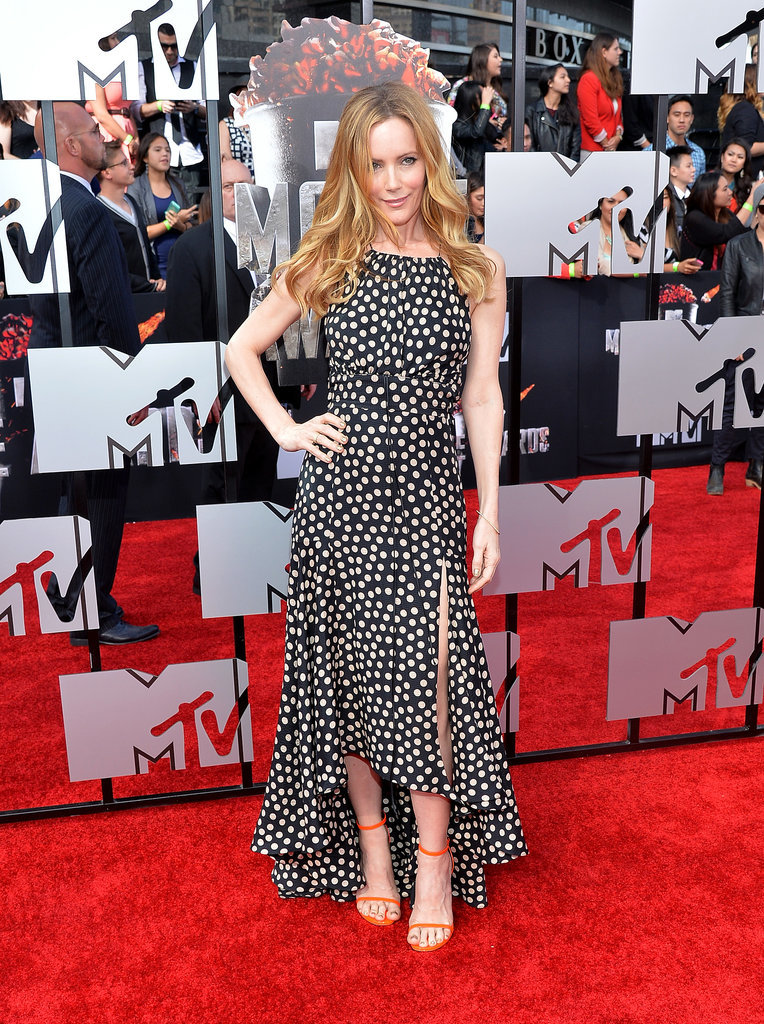 The Apatow Kids Are All Grown Up, but Leslie Mann Is Still a Kid at Heart