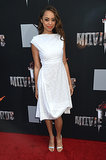 Amber Stevens at the 2014 MTV Movie Awards