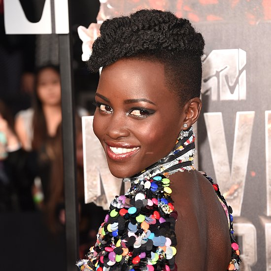 Celebrity Hair and Makeup at the MTV Movie Awards 2014