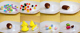 Before You Pop Another Peep! What 100 Calories of Easter Candy Looks Like