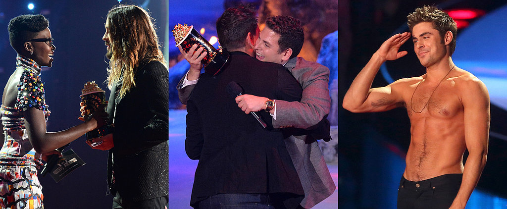 Can't-Miss Moments From the MTV Movie Awards