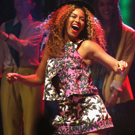 Beyonce Surprise Performance at 2014 Coachella With Solange